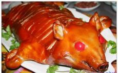 巴马香猪 勾起甘美肉香的回忆