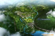 广西龙州天琴谷文化旅游度假区详细规划